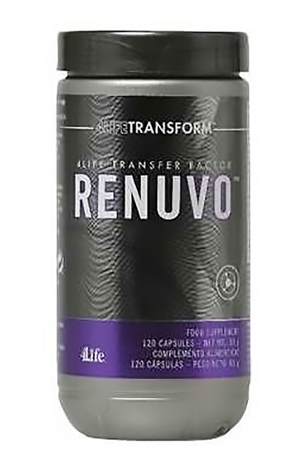 4Life Transfer Factor Renuvo™ (120 kaps.) - Suplement diety 4Life Research, USA